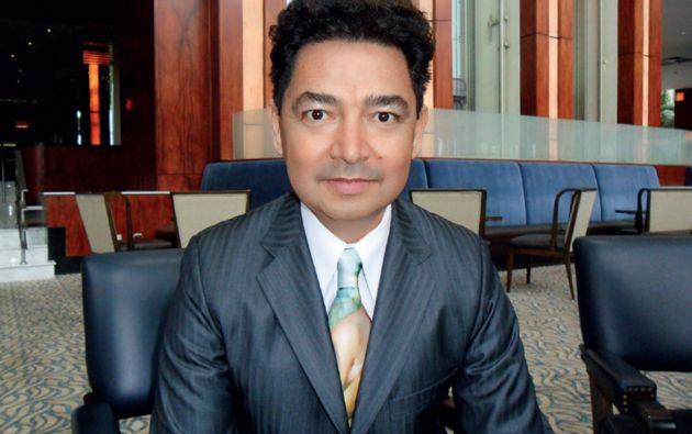 Doctor Enrique Morales Villegas, cardiólogo mexicano, fundador y director del Centro de Investigación Cardiometabólica de Aguas Calientes.