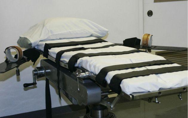 El médoto de inyección letal ha sido cuestionado luego de que se usara en varias ejecuciones largas y difíciles.