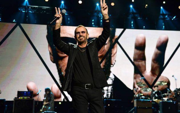Ringo Starr nació el 7 de julio de 1940 en las afueras de Liverpool. Su verdadero nombre es Richard Starkey.