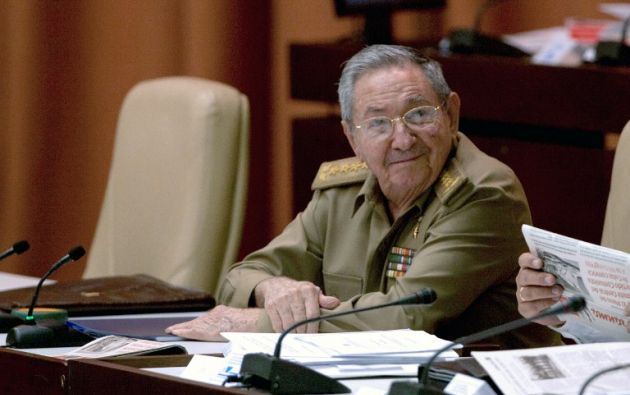 """Según Raúl Castro, Cuba y Estados Unidos deben fundar """"un nuevo tipo de lazos"""". Foto: Archivo / AFP."""