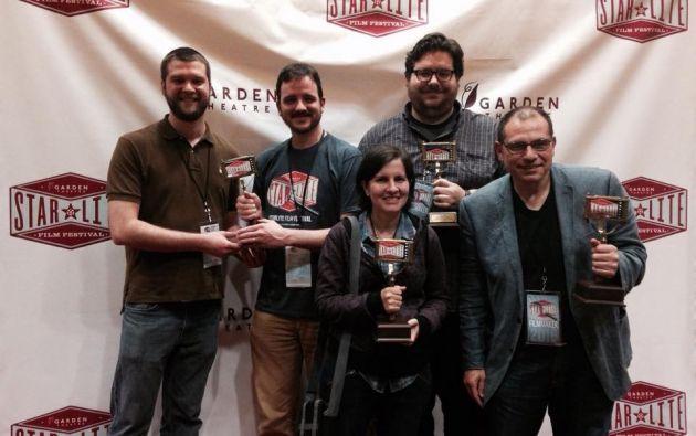 """""""La Descorrupción"""" ganó el premio de la audiencia a mejor película internacional en el Starlite Film Festival."""
