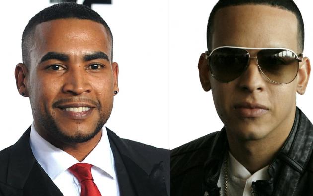 Don Omar y Daddy Yankee.