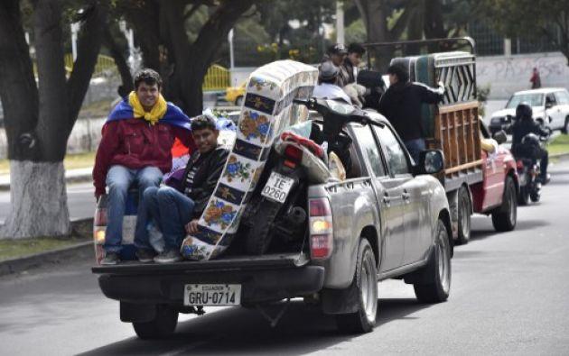 Fotos: AFP.