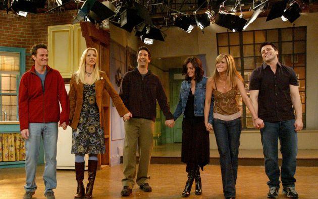 """Con 10 temporadas y 236 episodios, """"Friends"""" es una de las series más populares de la historia de la televisión."""