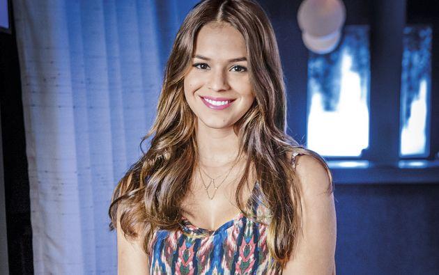El primer trabajo que realizó fue el personaje de Salete en la telenovela 'Mujeres Apasionadas', de Manoel Carlos. Tenía sólo siete años.