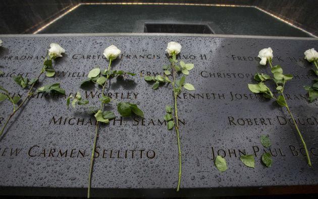 Casi 3.000 personas perdieron la vida en los atentados perpetrados en Nueva York, Washington y Pensilvania en 2001. Foto: REUTERS