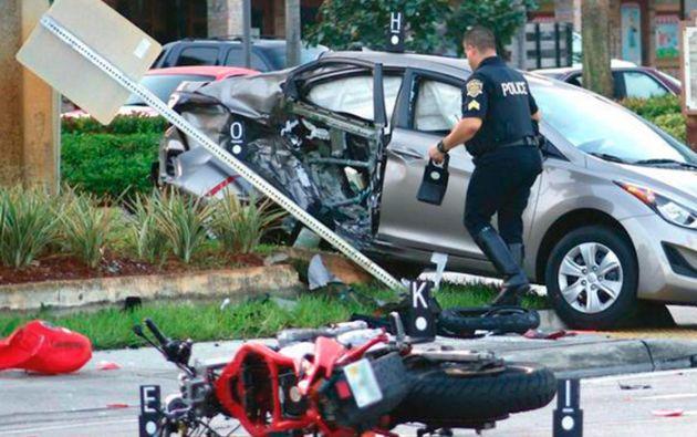 Un 49% de todas las muertes en la carretera las padecen personas que no viajan en vehículo de cuatro ruedas: motoristas (23%), peatones y ciclistas (4%).