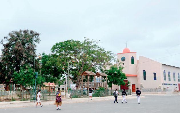 Atahualpa fue la localidad seleccionada para la ejecución del proyecto porque es muy representativa de la población rural de la Costa ecuatoriana.