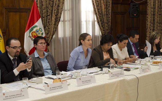Foto: Ministerio Coordinador de Desarrollo Social