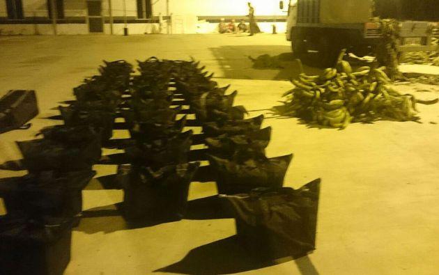Incautan 900 k de droga en operativo centinela del mar for Ministerio del interior ecuador