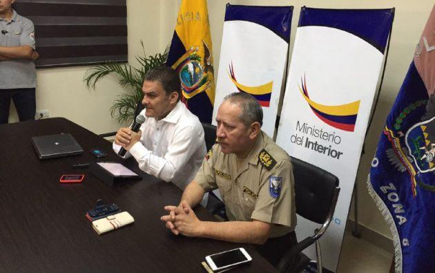 Dos detenidos por asesinato de turistas argentinas vistazo for Donde esta el ministerio del interior