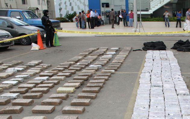 Ecuador rechaza informe de narcotr fico de ee uu vistazo for Ministerio del interior ecuador