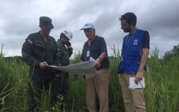 Se plantea proyecto para reubicar a habitantes de for Ministerio del interior ecuador