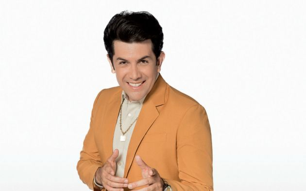 Santiago Carpio, como Gerardo Morán.
