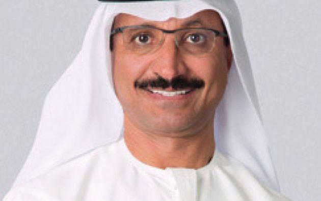 Sultán Ahmed Bin Sulayem.