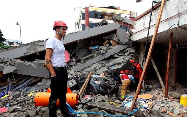 El Gobierno ha emprendido un proceso de reconstrucción de las zonas afectadas.