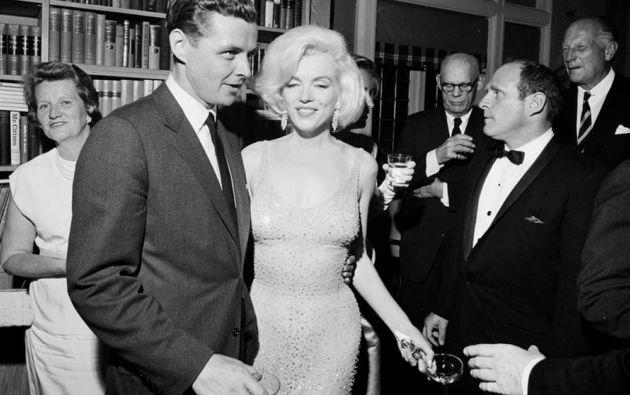 El vestido puede tener un valor de hasta 3 millones de dólares. Foto: Internet