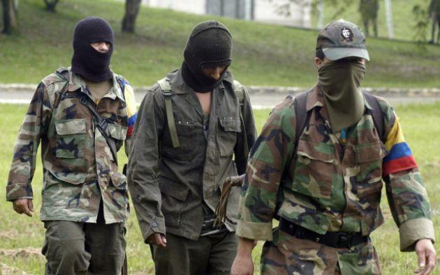 Los guerrilleros excarcelados contarán con medidas especiales hasta la fecha en la que tendrán que regresar a los penales. Foto: Internet