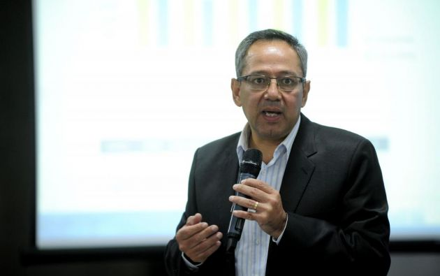 ECUADOR.- El ministro de Educación se despidió en sus redes sociales de los maestros y estudiantes, tras 3 años al frente del Ministerio. Foto: Archivo
