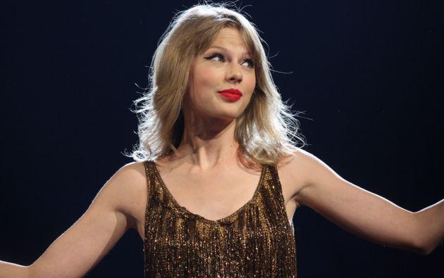 La cantante y compositora, Taylor Swift, nació en Pensilvania hace 26 años. Foto: Wiikimedia