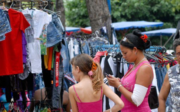 Cuenca, Guayaquil y Manta son algunas de las ciudades que registraron una menor inflación. Foto: Ecuavisa.