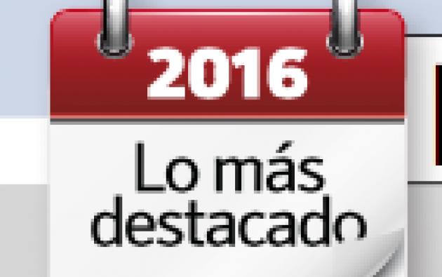 El resumen de fin de año incluye los sucesos y personajes clave en 2016.