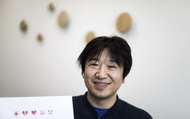 """Para Kurita """"tener el honor"""" de estar expuesto en el MoMA es más a lo que nunca podría aspirar.   Foto: AFP"""
