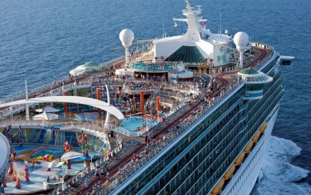 Foto referencial: Tomada de Cruise Mapper.