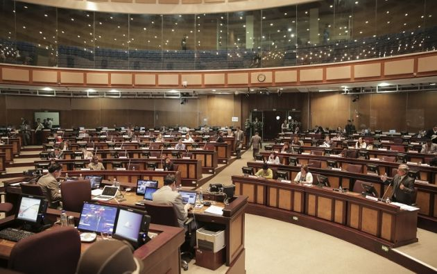 Foto referencial: Flickr / Asamblea Nacional.