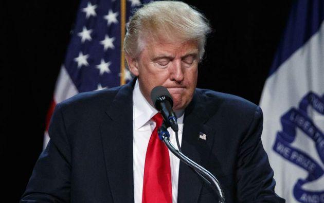 Trump asumirá el poder en Estados Unidos el próximo 20 de enero. Foto: Stream.org