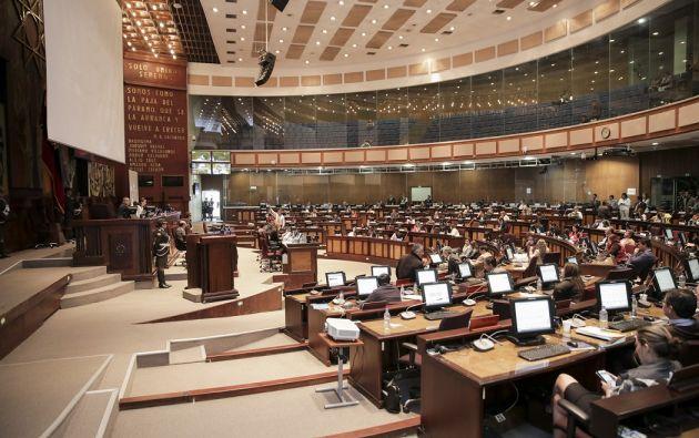 Varios asambleístas optan por la reelección, para continúar en el tercer período de este organismo, que va del 2017 al 2021 | Foto: Flickr Asamblea Nacional