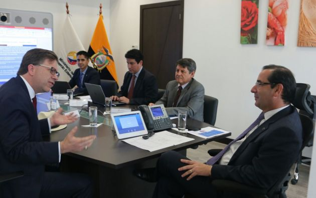 Foto: Ministerio de Comercio Exterior.