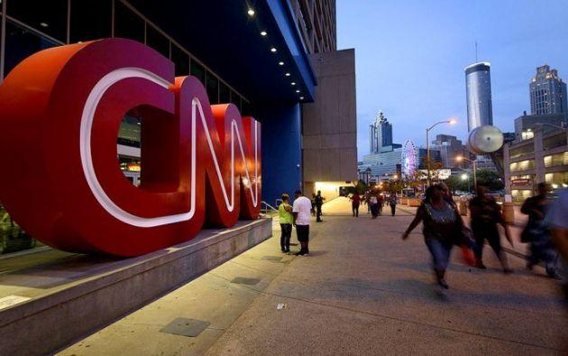Maduro acusa a CNN, la cadena más grande de noticias en el mundo hispano, de hacer propaganda en su contra. Foto: Referencial.