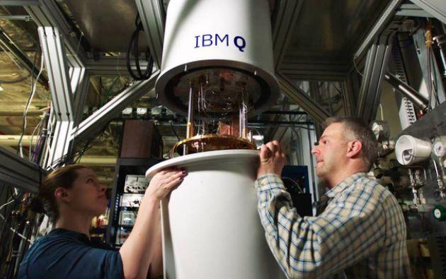 Foto: IBM.