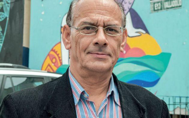 Jorge Arroba es, desde hace 14 años, la contraparte técnica de los conteos rápidos de Participación Ciudadana en el país.