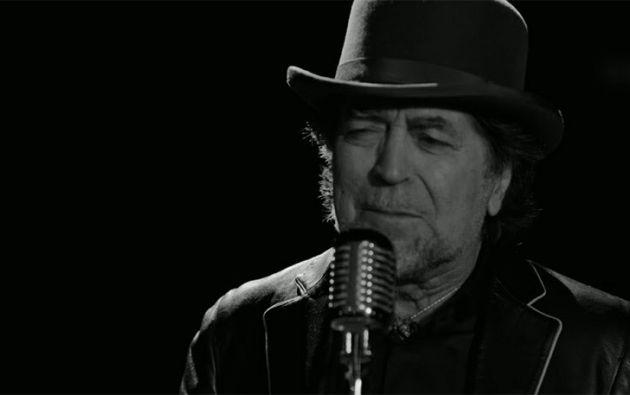 Al cantautor nacido en Úbeda en 1949 se le estiman unas ventas superiores a 10 millones de copias de su discografía. | Foto: Twitter Joaquín Sabina.