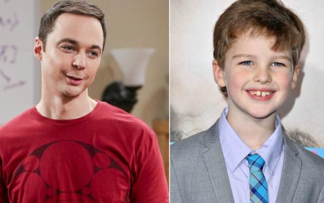 """La nueva serie, llamada """"Young Sheldon"""", mostrará a un Sheldon de 9 años, cuando ya está en la escuela secundaria."""