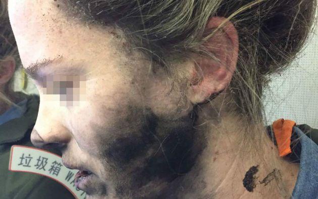 El incidente ocurrió el 19 de febrero en un vuelo entre Pekín y Melbourne. Foto: AFP.