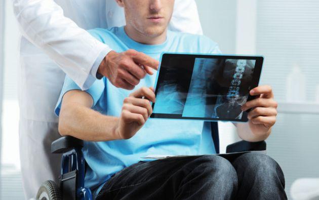 La esclerosis múltiple es una enfermedad crónica del sistema nervioso central.   Foto: Internet
