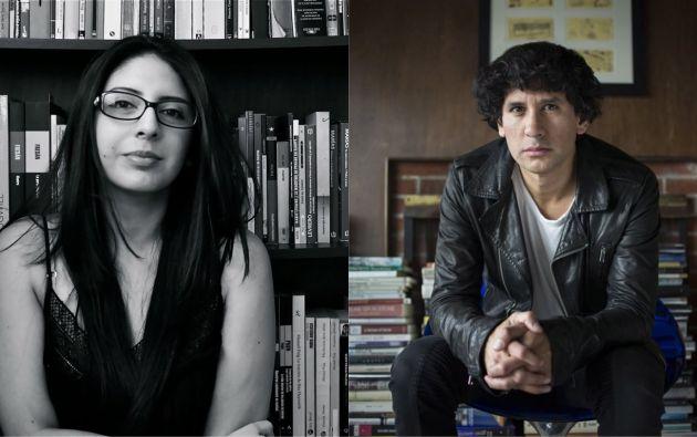 Del grupo seleccionado hacen parte los ecuatorianos Mónica Ojeda y Mauro Javier Cárdenas. Foto: Hay Festival