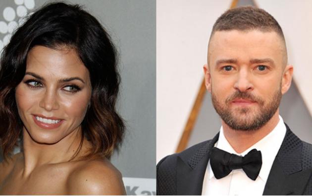 Jenna Tatum confirmó que salió con Justin Timberlake en el pasado en un programa de televisión. Foto: Tomado de Cosmopolitan UK
