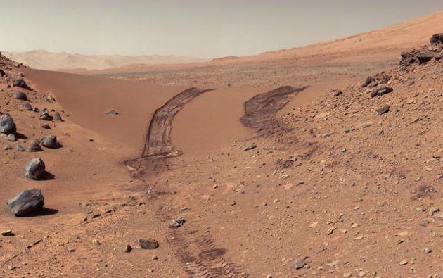 Foto referencial: NASA.