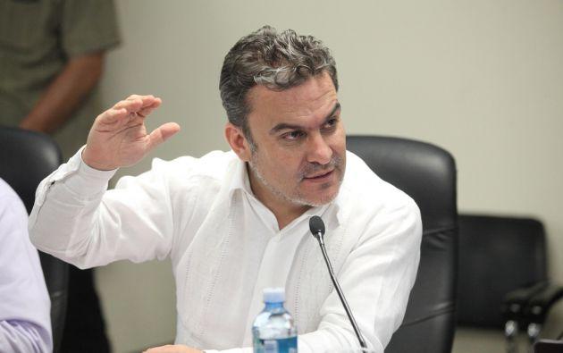 """""""Convoque reunión Bloque de AP en Asamblea, mi primer planteamiento será llamar a Juicio Politico a Contralor de Estado"""", escribió Serrano en Twitter. Foto: Archivo"""