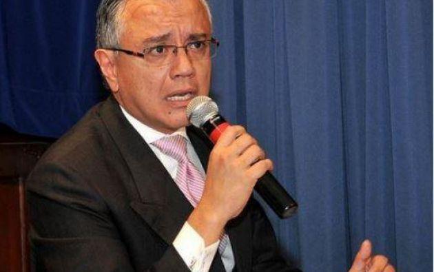 Alexis Mera fue Secretario Jurídico de la Presidencia durante el Gobierno de Rafael Correa. Foto: Andes