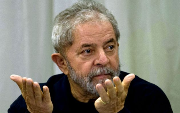 """""""Mientras (los jueces y fiscales) no prueben nada contra mí, voy a recorrer este país para que ustedes me juzguen"""", dijo el exmandatario. Foto: AFP-Archivo"""