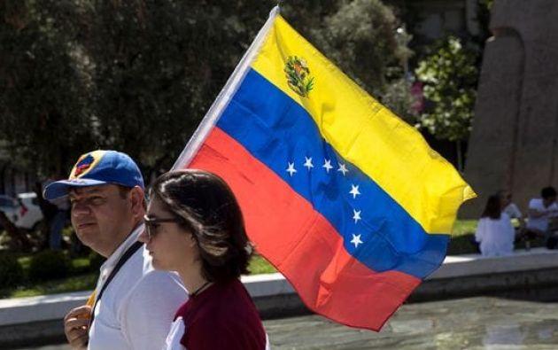 Los participantes del plebiscito opositor deberán responder si están o no de acuerdo con el proceso constituyente impulsado por el chavismo. Foto: Reuters