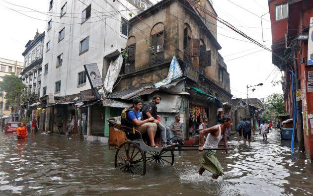Los estados más afectados son Arunachal Pradesh y Assam, en el noreste del país. Foto archivo: Reuters