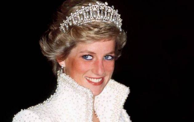 Lady Kitty Spencer, la sobrina de la Princesa Diana de Gales, tiene 26 años. Foto: Internet