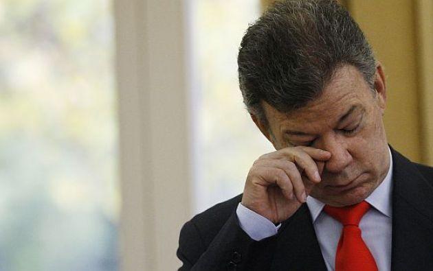 """Santos y otros ministros de su despacho """"son llamados a declarar como testigos dentro del proceso"""" contra Elías Náder. Foto: Reuters-Archivo"""