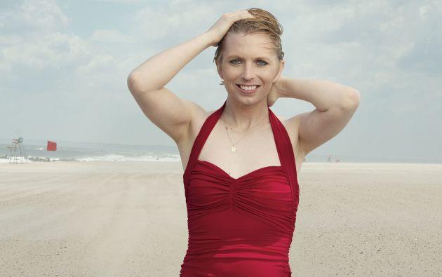 Chelsea Manning posa para Vogue.